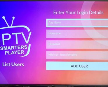 Eternal IPTV How to use IPTV Smarters